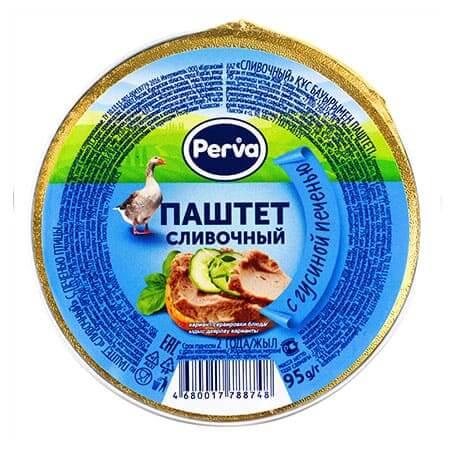 Паштет сливочный доставка в Севастополе