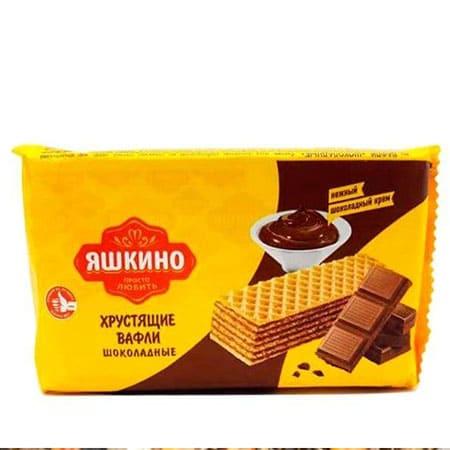 Вафли шоколадные Севастополь