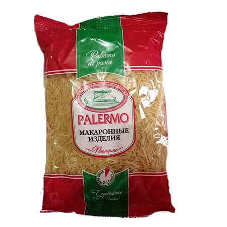 макароны Палермо вермишель