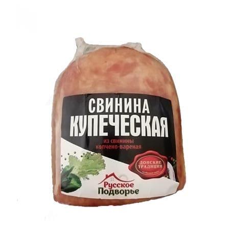 Свинина купеческая